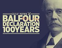 Balfour Declaration. 100 Years