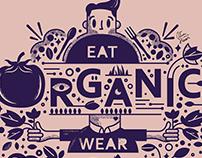 Eat Organic Wear Organic