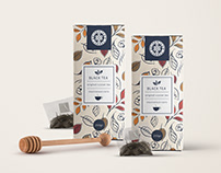 Tea Packaging Development