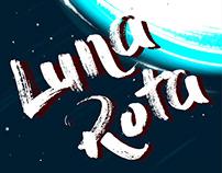 """Libro Ilustrado """"Luna Rota"""""""