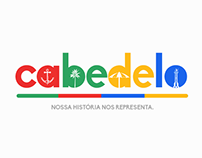 CABEDELO - NOSSA HISTÓRIA NOS REPRESENTA