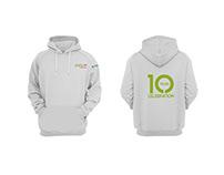 Hoodies Design   10 Years Celebration   ZONG 4G