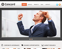 Marketing Drupal Theme