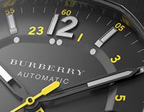 Burberry timepieces