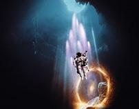 Portal Effect | Photo Manipulation | Photoshop Tutorial