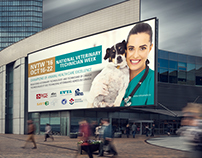National Veterinary Rechnician Week Campaign
