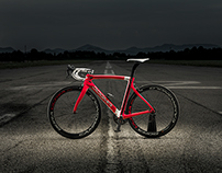 Pinarello F8 photo shooting on location