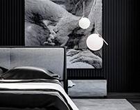- Dubrovka - Master bedroom - Master bathroom -