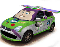 TOY STORY Promotional Activity
