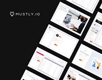 Mustly Presentation Builder