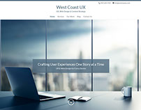 West Coast UX Website