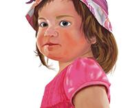 Catalina Portrait