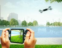 """Phonecopter"" Concept Design"