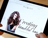 Hays Salon Website
