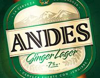 Andes • Ginger Lager