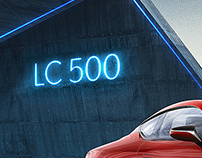 LC 500 LAUNCH