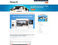 Free Attorney WordPress Themes