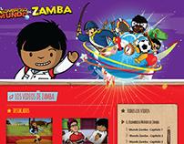Micrositio Zamba