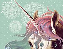 Unicorns live forever, 2015.