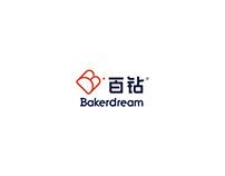 《Bakerdream 百钻》厨具品牌设计