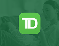 Official TD App Redesign + Apple Watch