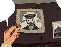 """""""photoalbum"""" comics"""