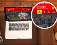 Sell Jee Website Design