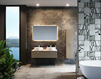 Roma Bathroom Design