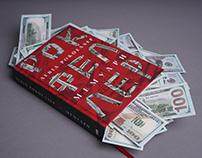 «Memoirs» by David Rockefeller book cover design