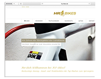 HP BIKES - PREMIUM ROAD BICYCLES - WEBSITE