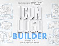 The Icon Logo Builder By: Hatch Design Workshop