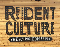 Resident Culture Logo