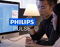 Philips PULSE (Social Creative Lead)