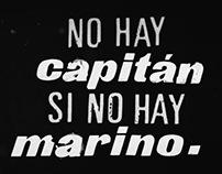 NO HAY CAPITÁN SI NO HAY MARINO - Científicos del Palo