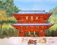 Diamon Gate, Japan