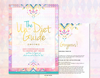 PDF Design - The Un-Diet Guide