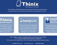 Thinix Design Challenge