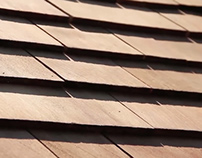 Cedar Wood Shake Roof Case Study for Roofing Company