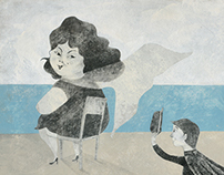 Otto e Mezzo by Federico Fellini