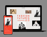 FASHION FUTURES 2.0 | WEB
