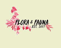 Flora & Fauna - Natural Cosmetics (Briefbox Submission)