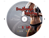 DVD Label + Cover Design