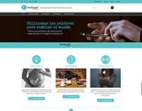 Backyard Strategy web site