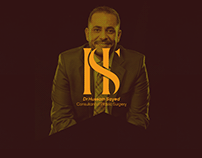Dr Hussam Sayed || Brand Identity