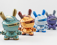 Seasonal Dunny Knights: Series 3