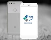 NAS Drivers App