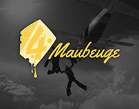 Skydiving team brand | Cheese 4 Maubeuge