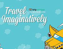 """""""Travel Imaginatively"""" Tripadvisor"""