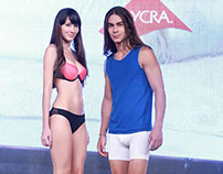 DESFILE INTIMO - STAND LYCRA®