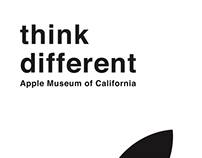 Apple Museum | scenography fictitious project